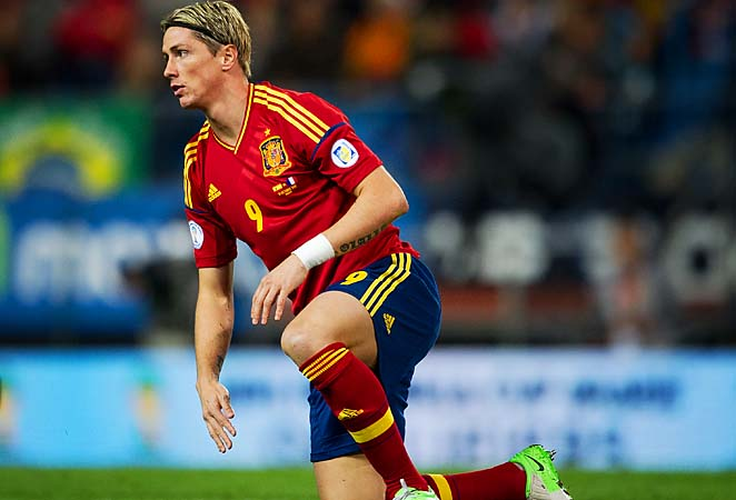 Fernando Torres helped Spain to the Euro 2012 title, its second straight continental crown.