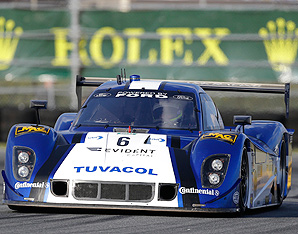 Michael Shank Racing was found to have illegal mechanical adjustments during the Rolex 24.