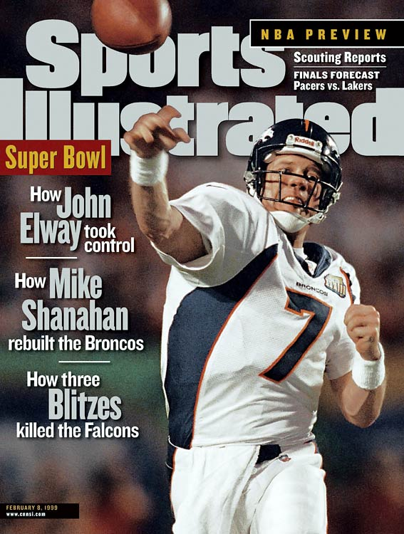 Especially since he grabbed the award in '99. The 38-year-old QB threw for 336 yards and a touchdown as he led the Broncos to their second straight Super Bowl victory against Atlanta.