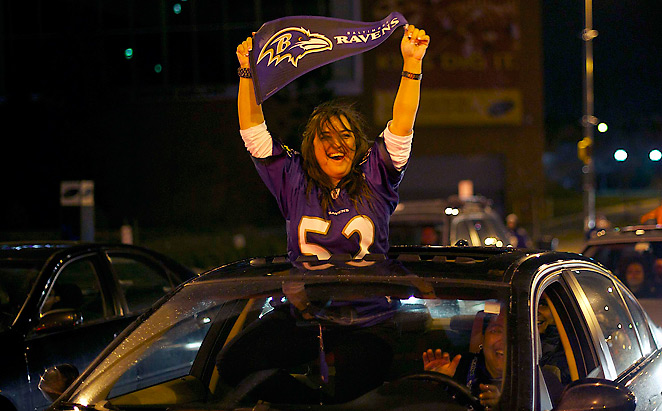 The Ravens' Super Bowl XLVII win was the second in franchise history, and the first in 12 years.