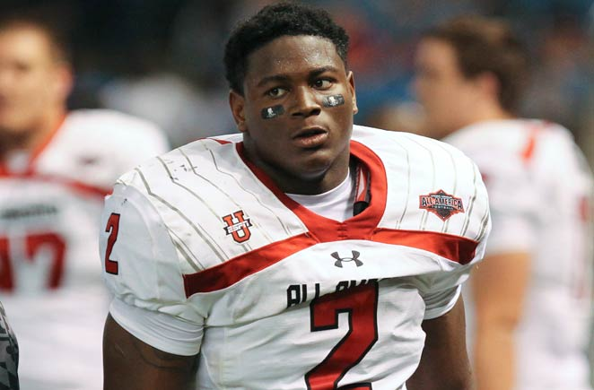 Reuben Foster announced he will play for Alabama after originally committing to rival Auburn last year.