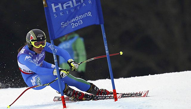 "Days of snow and rain had affected the course and softened the surface, especially in the lower part. The evening before the race, FIS women's race director Atle Skaardal called it an ""extreme situation."""