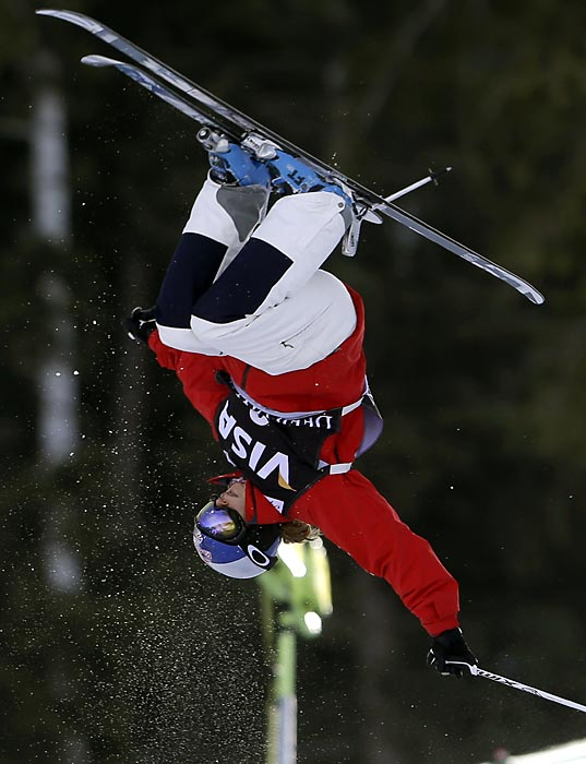 At 28, McPhie is flying toward a second Olympics, winning back-to-back dual moguls World Cups in December and placing second at Deer Valley in January.