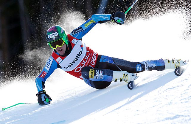 Ligety, a 2006 Olympic gold medalst, could win multiple Alpine skiing medals after taking world titles in the giant slalom in 2011 and the super-G this year.