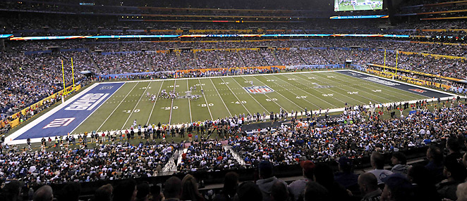 Indianapolis received rave reviews for its performance hosting Super Bowl XLVI.