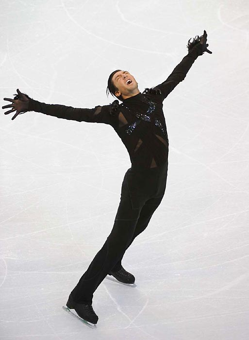 Lysacek, the reigning Olympic men's figure skating champion, hasn't competed since those Vancouver Games. But he plans on coming back and attempting to be the first back-to-back champion since Dick Button in 1948 and 1952.