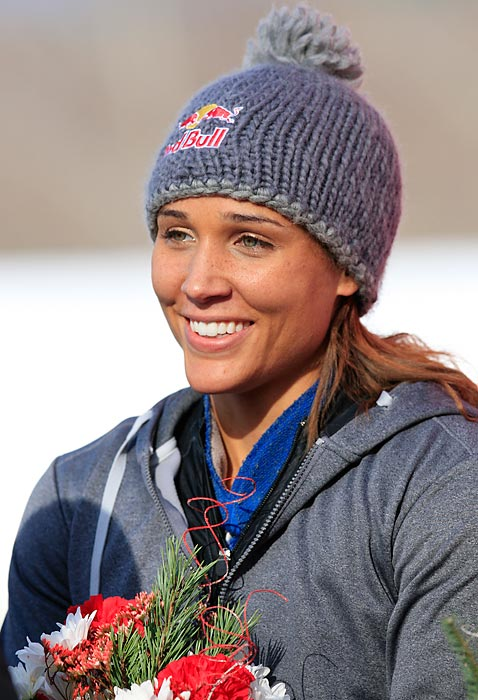 Two-time Olympic hurdler Lolo Jones is trying again to win that elusive Olympic medal -- this time in the Winter Games. Jones qualified for the U.S. world bobsled team as a push athlete, and has a chance at making the Olympic team in a year.