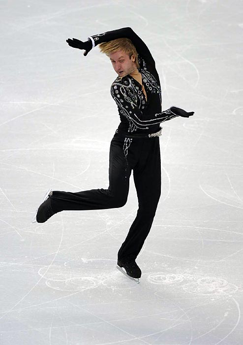 Many think that Russia's Evgeni Plushenko was robbed of a figure skating gold medal in 2010, when he performed a quad while gold medal-winner Evan Lysacek did not. If he returns for Sochi, he will be looking for revenge.