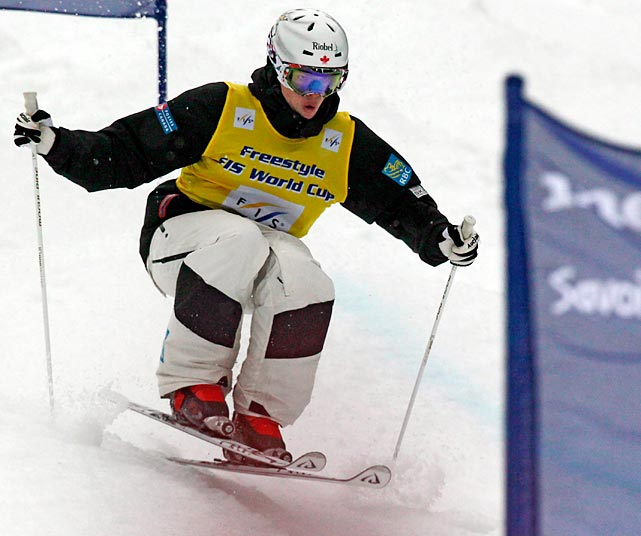 Kingsbury, a freestyle skier, won the World Cup rookie of the year award in 2010, and his career has only gone uphill from there.
