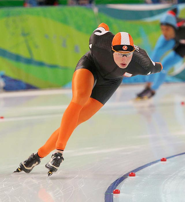 Kramer hopes to make his third speedskating Olympic team, and add to his collection of four Olympic medals.