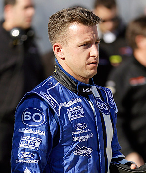 AJ Allmendinger was suspended in 2012 for failing a random drug test, but Penske was willing to give him a chance in IndyCar.