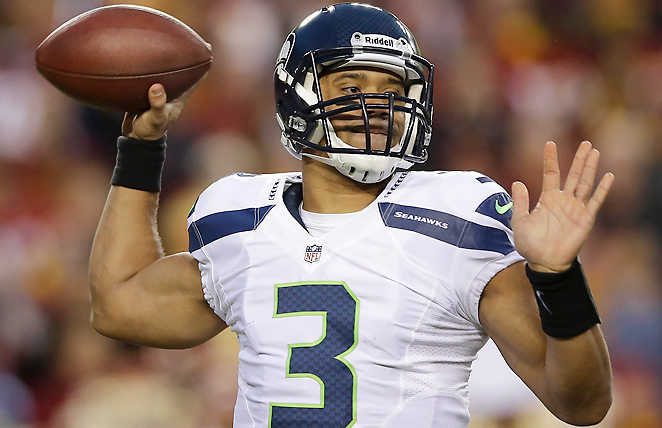 Russell Wilson, originally picked 75th overall, shocked most NFL observers with his rookie season.