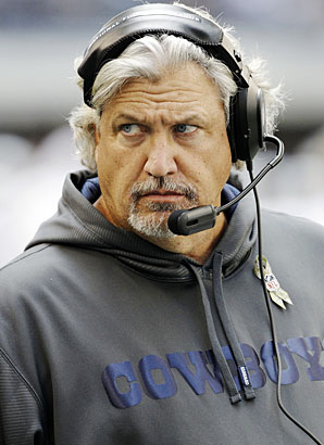 After two years with Dallas, Rob Ryan has moved on to the Saints, his fourth different defensive coordinator job since 2004.