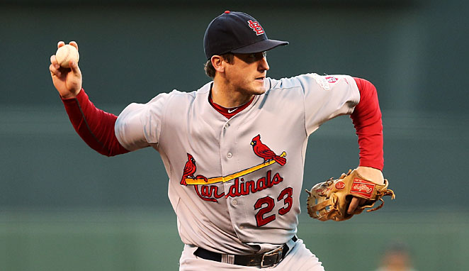 David Freese made his first All-Star team in 2012.