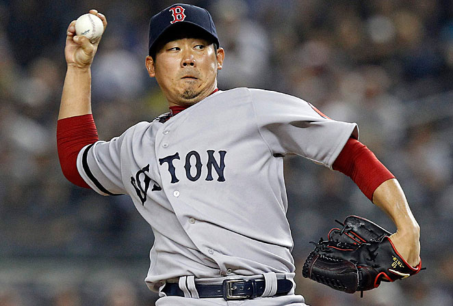 Daisuke Matsuzaka has made just 18 starts over the past two seasons because of injuries.