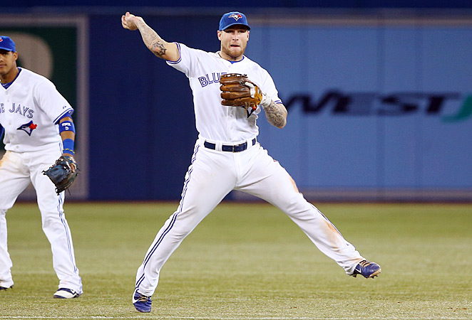Despite a poor 2012, Brett Lawrie has the skills to rank among the better fantasy third basemen.