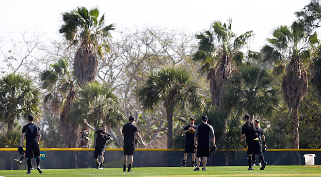 It's still winter but the boys of summer have reported to spring training, heralding the start of a new season.