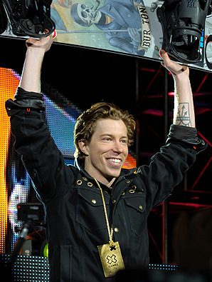Shaun White helped significantly increase the popularity of snowboarding, and helped it become more mainstream.
