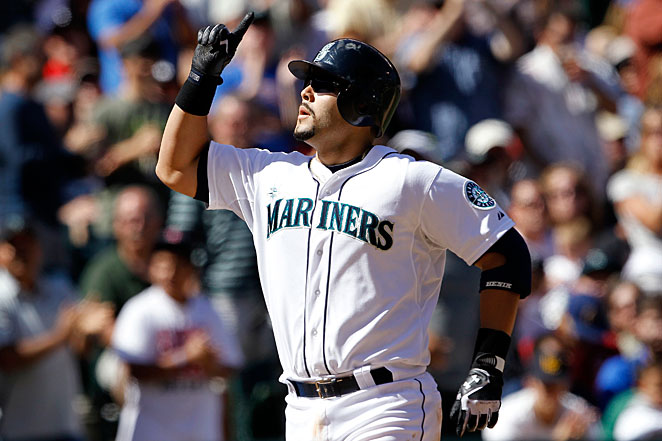 Jesus Montero is entering his second full season as a major leaguer.