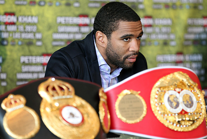 Lamont Peterson claims he is ready to fight again after a long layoff and positive drug test.