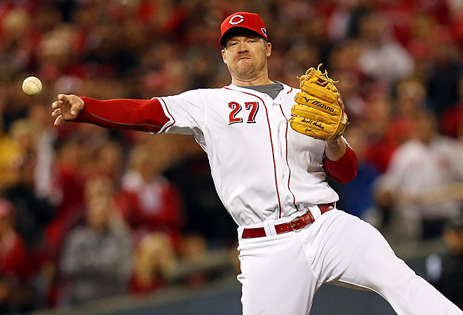 Scott Rolen, who turns 38 on April 4, had been mulling a reserve role with the Reds.