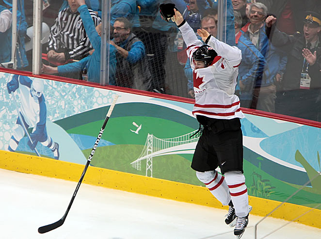 Sidney Crosby will be very happy to have another chance to compete at the Winter Olympics.