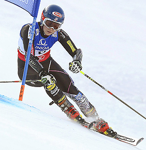 Mikaela Shiffrin has admired Marlies Schild throughout her career, and now the two will compete against each other for the slalom world title.