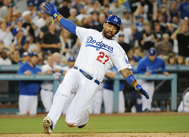 Outfielder Matt Kemp was producing at a triple-crown pace before injuries derailed his 2012 season.