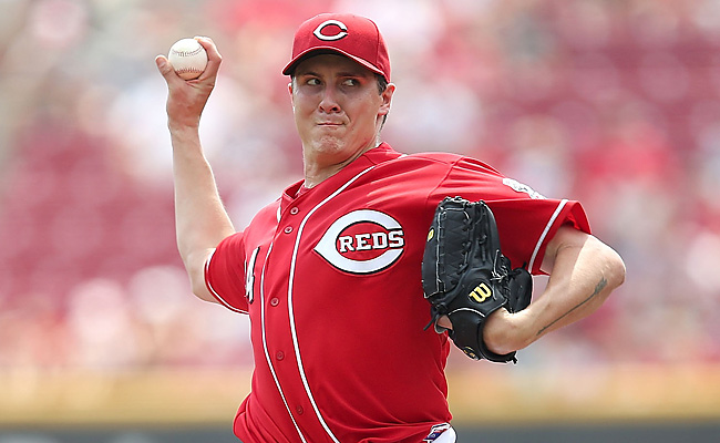 Homer Bailey, who pitched a no-hitter at Pittsburgh last Sept. 28, was 13-10 with a 3.68 ERA in 2012.