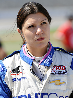 Katherine Legge maintains she has a year remaining on her contract and plans to take legal action.