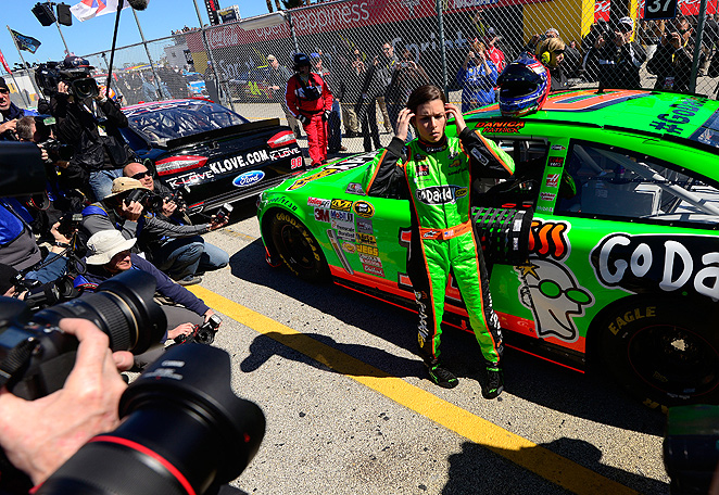 After winning the pole, Danica Patrick has dominated conversation in Daytona leading up to the Great American Race.