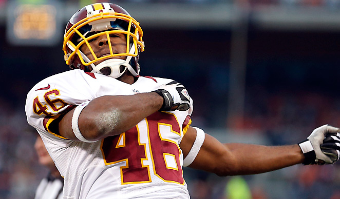 With RGIII's health in doubt, Alfred Morris should get more responsibility after a stunning rookie year.