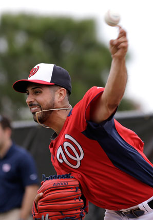 Gio Gonzalez was linked to an anti-aging clinic but he has denied ever using PEDs.