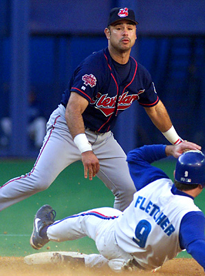 Carlos Baerga was a three-time All-Star for the Indians.