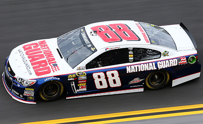 Dale Earnhardt Jr. last won the Daytona 500 in 2004, one of his biggest career victories.