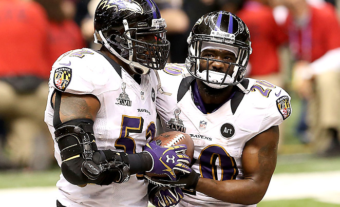 competitive price d6c34 60c80 Don Banks: Baltimore Ravens 2013 Offseason Preview | SI.com