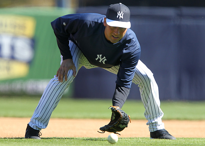 Derek Jeter has been ahead of schedule in his rehab of the broken ankle he suffered in October.
