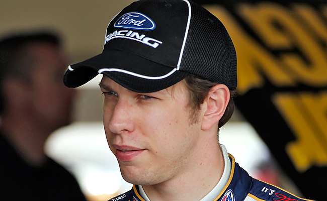 Brad Keselowski met with NASCAR officials after making candid comments on the sport in USA Today.