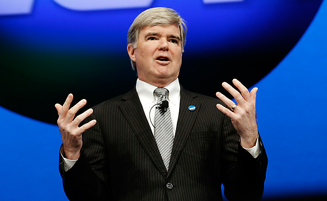 Mark Emmert has been president of the NCAA since October 2010.