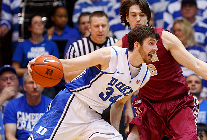 Ryan Kelly has missed 12 straight games for Duke.