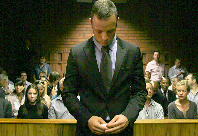Oscar Pistorius' murder trial is becoming South Africa's version of the O.J. Simpson case.