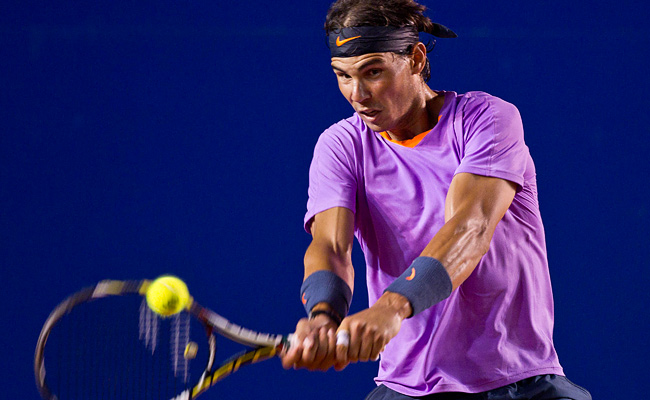 Rafael Nadal is making a comeback after being away for more than seven months with a knee injury.
