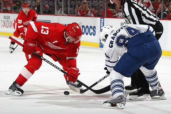 The Red Wings should like being in an Eastern division with their Original Six brethren the Maple Leafs.