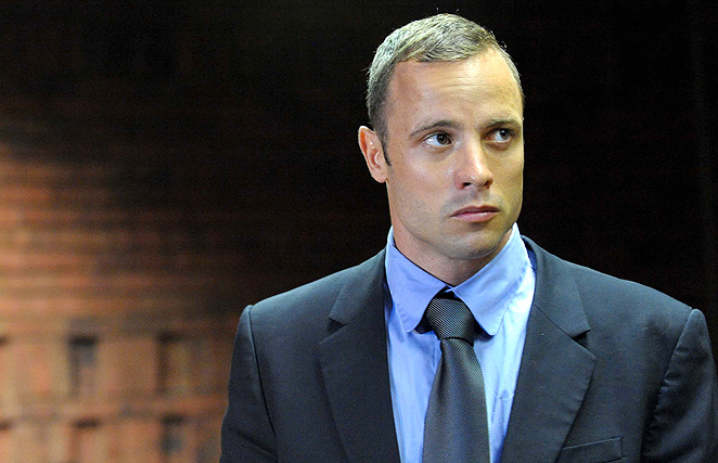 Oscar Pistorius is currently mourning the events of February 14, when he shot and killed girlfriend Reeva Steenkamp.
