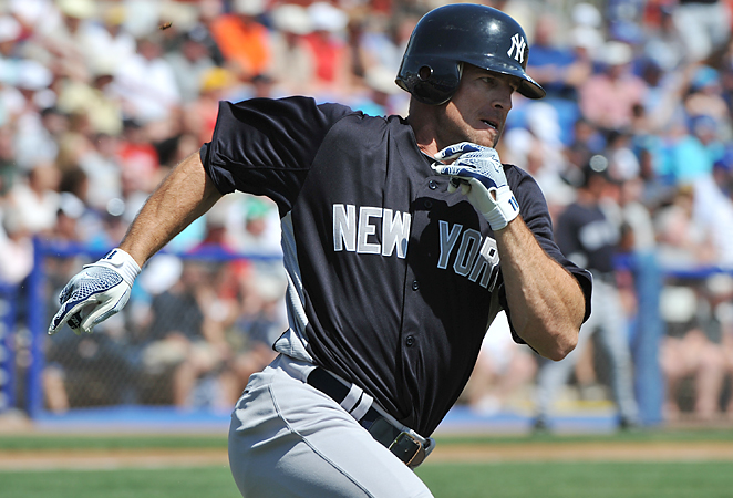 Before missing most of last season, Brett Gardner had stolen 96 bases over the course of 2010 and '11.