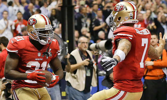 With Colin Kaepernick starting a full season, the 49ers rushing attack should be even more potent in 2013.