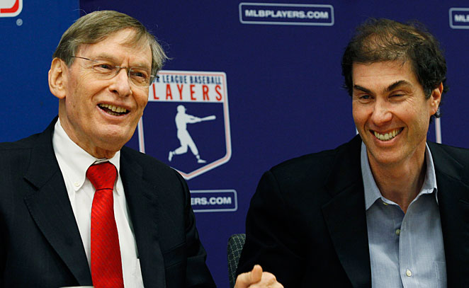 Bud Selig and Michael Weiner are two of the biggest reasons baseball will continue to have labor peace through at least 2016.