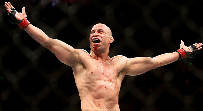 Some thought Saturday night would be Wanderlei Silva's last fight. Instead, he recorded a stunning KO.