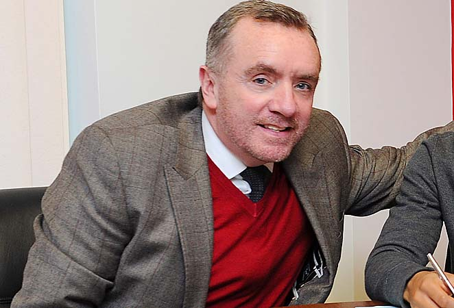 Ian Ayre has been the managing director of Liverpool since 2011.