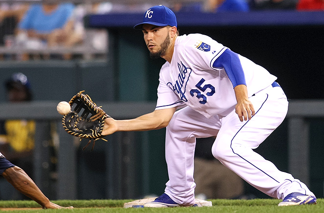 After a sophomore slump, Eric Hosmer could be a cheap source of homers, RBIs and steals in 2013.
